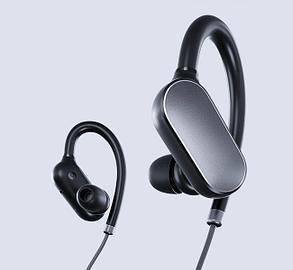 Наушники Xiaomi Mi Sport Bluetooth Black, фото 2