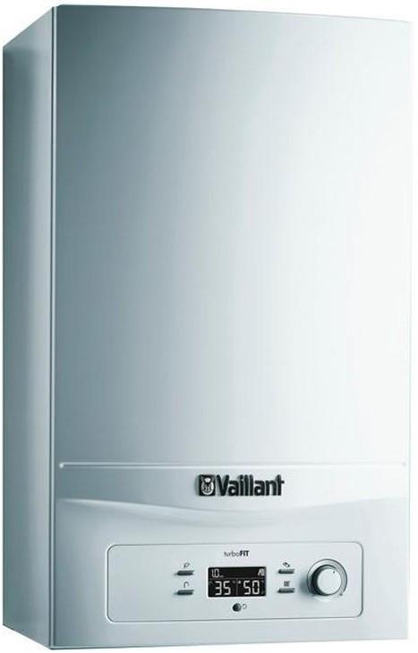Настенный газовый двухконтурный котел Vaillant turboFIT VUW 242/5-2