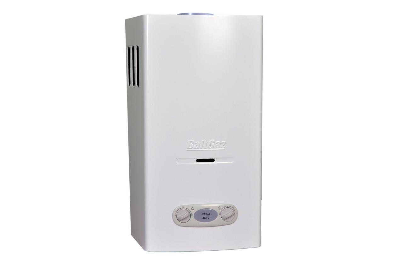Водонагреватель газовый BaltGaz NEVA 4510 сжиженный газ