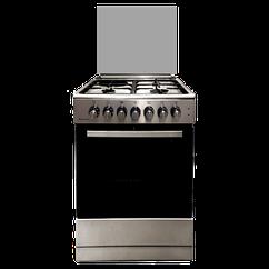 Газовая плита с электрической духовкой 606031.12гэ 000  ЧР Deluxe