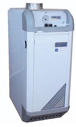 Сигнал КОВ S-TERM 10 (КОВ-10 СКС) газовый напольный одноконтурный водотрубный котел