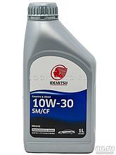 Моторное масло IDEMITSU 10W-30 SM/CF Mineral 1L