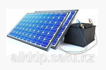 Солнечная электростанция ALLDDP Solar 1,5 кВт/сутки(12В). ГАРАНТИЯ 1 ГОД