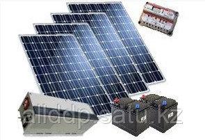 Солнечная электростанция  ALLDDP Solar 3 кВт/сутки(12В). ГАРАНТИЯ 1 ГОД