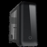 Корпус ПК без БП GameMax H602 BK Explorer Black