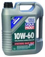 Моторное масло Liqui Moly Synthoil Race Tech GT1 10W-60 5L Синтетическое