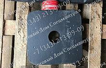 Плита трамбовочная 300*300 для Steel Hand shd-75ib