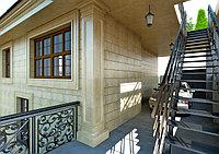 Лестница металлическая уличная