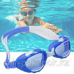 Очки для плавания детские в чехле Conquest