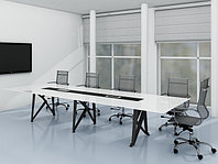 Офисные столы из ЛДСП