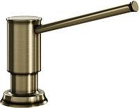 Дозатор для жидкого мыла Blanco Livia полированная латунь