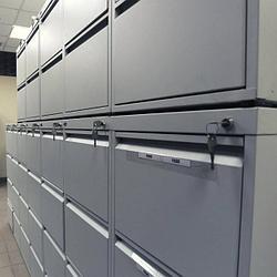 Файловые шкафы