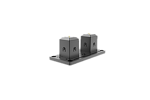 Соединитель для магнитного шинопровода, черный
