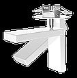 Светодиодный светильник DOWN LIGHT-B 15W встраиваемый,матовый,белый, фото 3