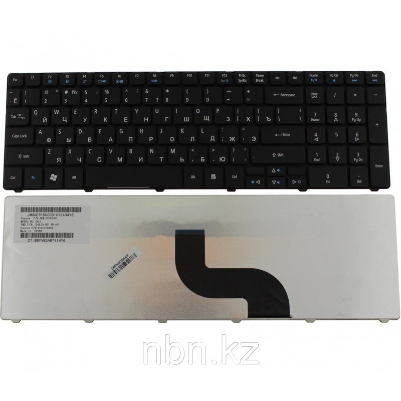 Клавиатура Acer EMachines E440 / E640 / E730G RU