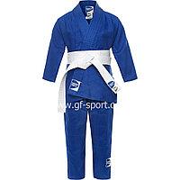 Кимоно для дзюдо Green Hill синее оригинал(лицензионное)