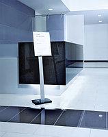 Напольный информационный стенд Info Sign  A3 Durable серебристый, фото 6