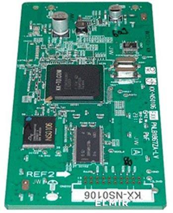 Плата расширения  Panasonic KX-NS0106X, фото 2