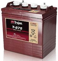 Тяговый аккумулятор Trojan T-875 (8В, 170Ач), фото 1
