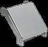 Поворот на 90 гр. вертикальный внешний 100х400 IEK HDZ