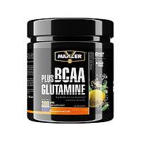 Аминокислоты Maxler - BCAA+Glutamine, 300 г