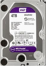 WD40PURZ - 4Тб Жёсткий диск Western Digital.