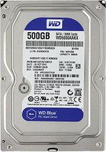 WD5000AAKX - 500Гб Жёсткий диск Western Digital.