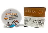 Крем для лица Esfolio Nutri Snail Daily Cream 200ml.
