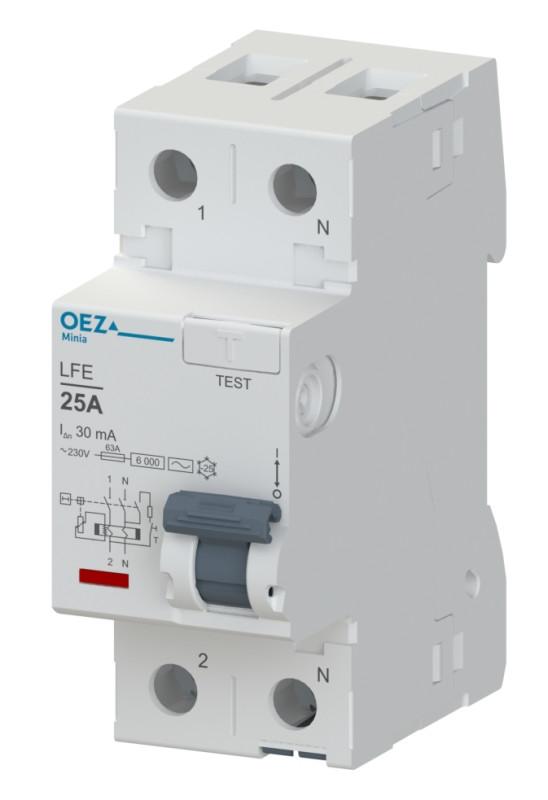 Устройство защитного отключения LFE-40-2-030AC OEZ:42390