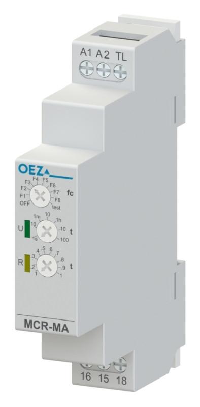 Многофункциональное реле времени MCR-MA-001-UNI OEZ:43239