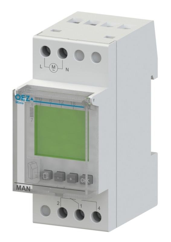 Цифровой таймер MAN-D16-001-A230 OEZ:43072