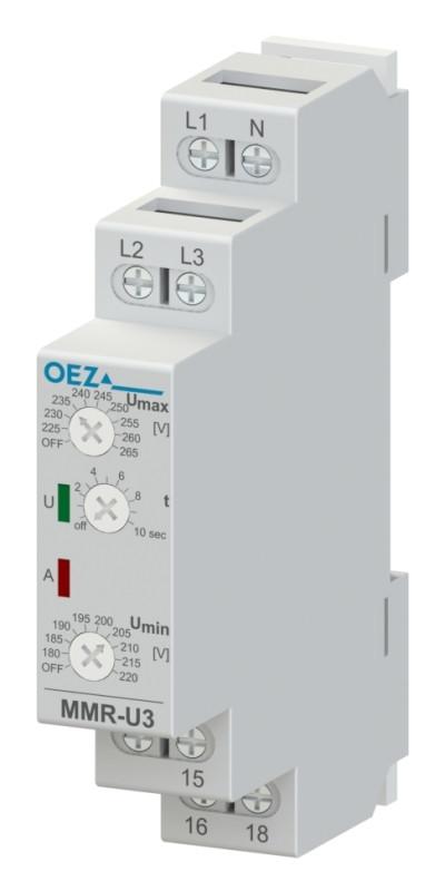 Контрольное реле MMR-U3-001-A230 OEZ:43244