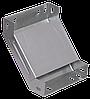 Поворот на 90 гр. вертикальный внутренний 50х100 RAL 9016 (глянец)