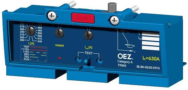 Расцепитель максимального тока SE-BH-0630-DTV3 OEZ:25100