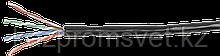 U/UTP категории 5Е 4х2х0,51 solid LDPE внешний черный ITK