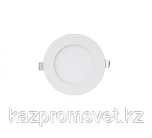 LED Спот встр. ROUND/R  3w d85 6500K бел.
