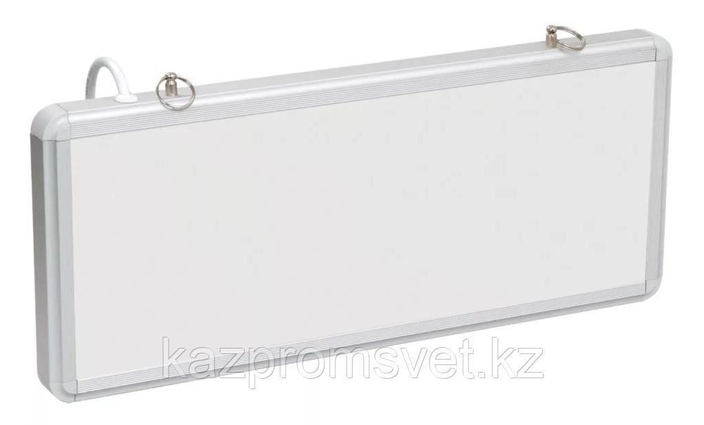 LED ДБА EXIT ( Без логотипа ) 3W (P-N) 1.5 часа  MEGALIGHT
