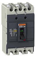 Авт. выкл. EZC100 10KA 400B 3П/3T 80А