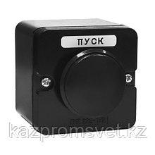 Кнопка ПКЕ 222-1(грибок черный)