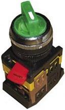 Переключатель АNСLR 22-3 (зеленый неон на 3полож.)