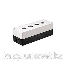Пост кноп (корпус) КП-104(4мест.бел.)