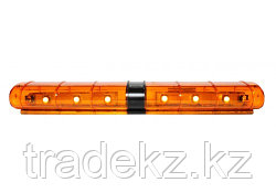 Светодиодная панель Элект СП-6СД Фотон (980*270*125 мм), 24 сверхярких светодиодов, оранжевый/оранжевый