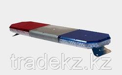 СГУ Элект - Зенит (светодиодная) 200-5С П6 СД06 (1200*275*74 мм), блок 200П6 СД, синий/красный, 12 вольт