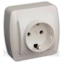 L25 Роз.о/у з/к белая Demet  711-0200-122