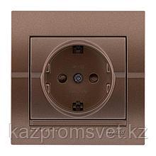 702-3131-121 Розетка скрытой установки Deriy