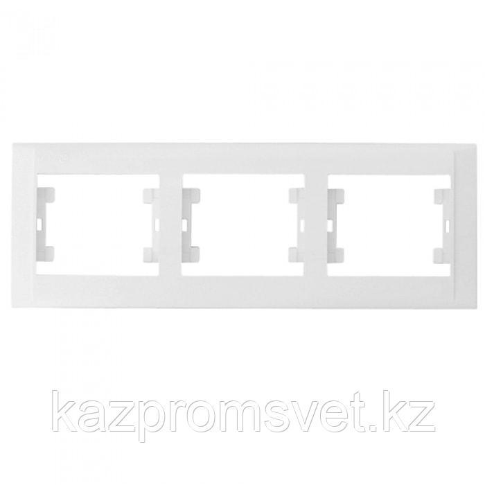 М20Рамка 3-я белая DEFNE   42001703