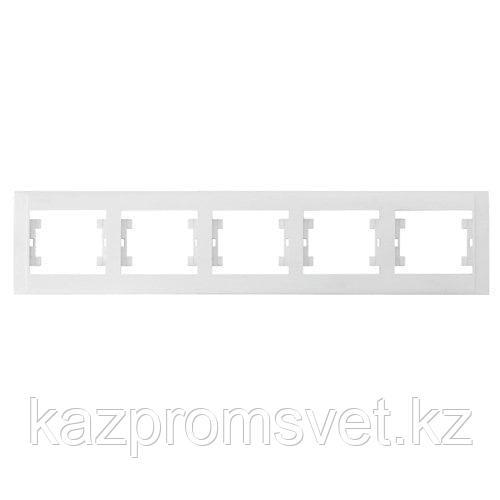 М22Рамка 5-я белая DEFNE  42001705