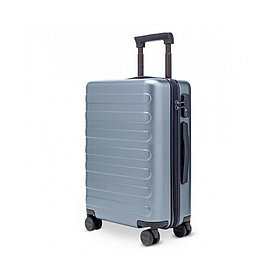 """Чемодан Xiaomi 90 Points Seven Bar Suitcase 20"""" Светло-Синий"""