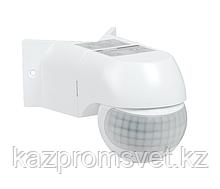Датчик движения ДД 016 угловой белый до 800 Вт до 12 м IP44  IEK
