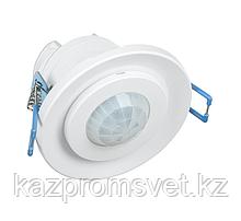 Датчик движения ДД 401 белый до 800 Вт до 8 м IP20 IEK